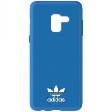 Samsung Galaxy A8 2018 Adidas Logo Case blue