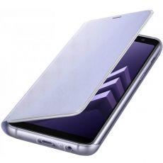 Samsung Galaxy A8 2018 Neon Flip Cove gray