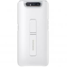 Samsung Galaxy A80 Standing Cover white