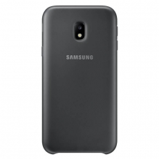 Samsung Galaxy J3 2017 Dual Layer Cover black
