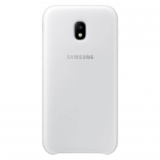 Samsung Galaxy J3 2017 Dual Layer Cover white