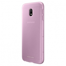 Samsung Galaxy J3 2017 Jelly Cover pink