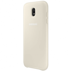 Samsung Galaxy J3 2017 Dual Layer Cover gold