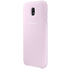 Samsung Galaxy J3 2017 Dual Layer Cover pink