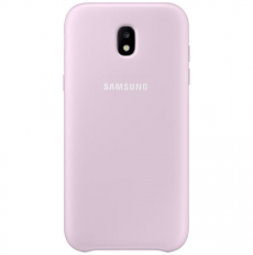Samsung Galaxy J3 2017 Dual Layer Cover pink