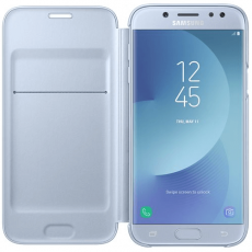 Samsung Flip Wallet Cover Galaxy J5 2017 blue