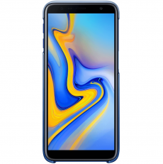 Samsung Galaxy J6+ 2018 Gradation Cover blue