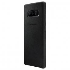 Samsung Galaxy Note 8 Alcantara Cover black