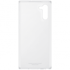 Samsung Galaxy Note 10 Clear Cover Transparent