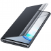 Samsung Galaxy Note 10 Clear View Cover black