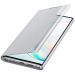 Samsung Galaxy Note 10 Clear View Cover silver