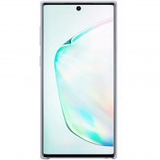 Samsung Galaxy Note 10 Silicone Cover silver