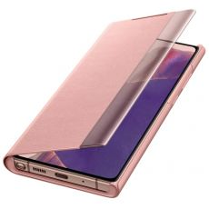 Samsung Galaxy Note20 Clear View Cover bronze