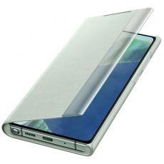 Samsung Galaxy Note20 Clear View Cover green