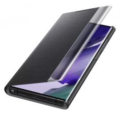 Samsung Galaxy Note20 Ultra Clear View Cover black