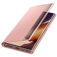 Samsung Galaxy Note20 Ultra Clear View Cover bronze