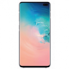 Samsung Galaxy S10+ LED Cover white