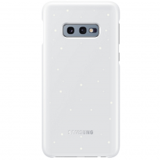 Samsung Galaxy S10e LED Cover white