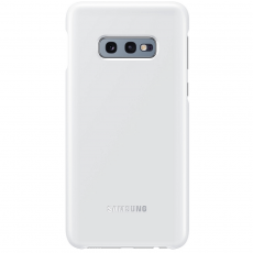 Samsung Galaxy S10e LED Cover white