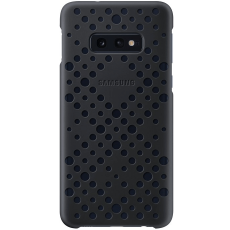 Samsung Galaxy S10e Pattern Cover black&green