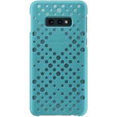 Samsung Galaxy S10e Pattern Cover black&green
