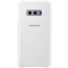 Samsung Galaxy S10e Silicone Cover white