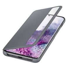Samsung Galaxy S20 Clear View Cover gray