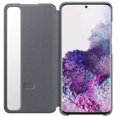 Samsung Galaxy S20 Ultra Clear View Cover gray