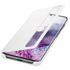 Samsung Galaxy S20+ Clear View Cover white