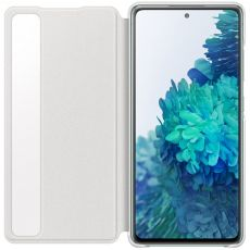 Samsung Galaxy S20 FE Clear View Cover white