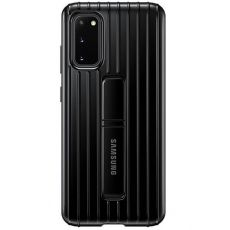 Samsung Galaxy S20 Protective Standing Cover black