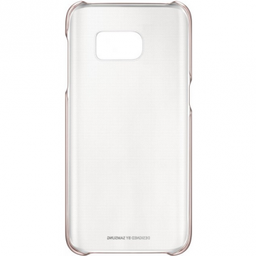 Samsung Galaxy S7 Clear Cover Pink