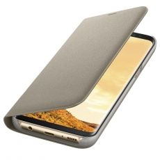 Samsung Galaxy S8+ LED View Cover Gold