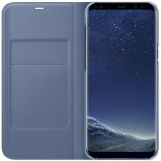 Samsung Galaxy S8+ LED View Cover Blue