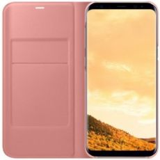 Samsung Galaxy S8+ LED View Cover Pink