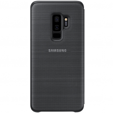 Samsung Galaxy S9+ LED View Cover Black