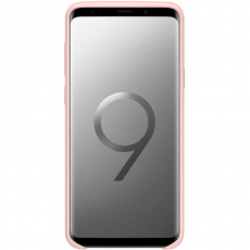 Samsung Galaxy S9+ Silicon Cover Pink