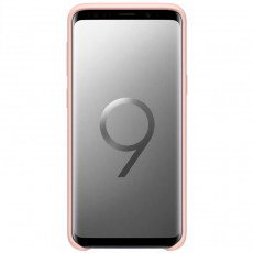 Samsung Galaxy S9 Silicon Cover Pink