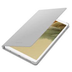 Samsung Galaxy Tab A7 Lite Book Cover -suojalaukku silver