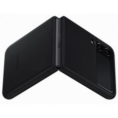 Samsung Galaxy Z Flip3 5G nahkakuori black