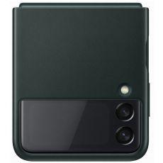 Samsung Galaxy Z Flip3 5G nahkakuori green