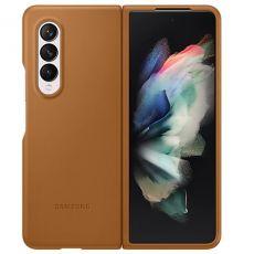 Samsung Galaxy Z Fold3 5G nahkakuori camel