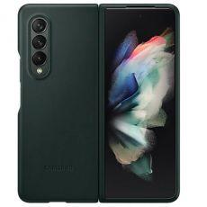 Samsung Galaxy Z Fold3 5G nahkakuori green
