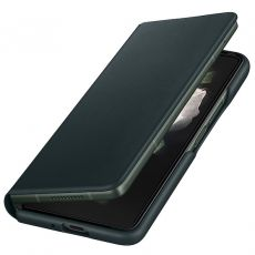 Samsung Galaxy Z Fold3 5G Leather Flip Cover green