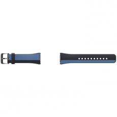 Samsung Gear S2 vaihtoranneke black/blue