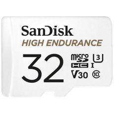 SanDisk High Endurance microSD 32GB 100R/40W