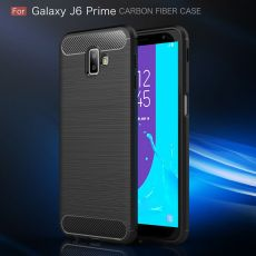 Luurinetti TPU-suoja Galaxy J6+ 2018 black