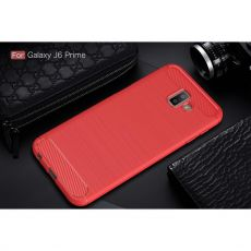 Luurinetti TPU-suoja Galaxy J6+ 2018 red