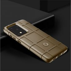LN Rugged Case Galaxy S20 Ultra brown