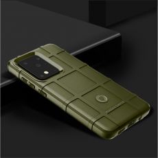 LN Rugged Case Galaxy S20 Ultra green
